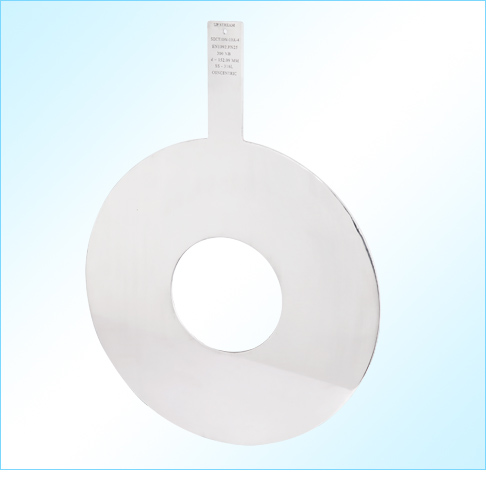 ORIFICE PLATE / RESTRICTION ORIFICE PLATE